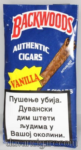 Backwoods aroma vanila
