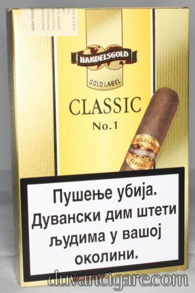 Handelsgold Classic No.1