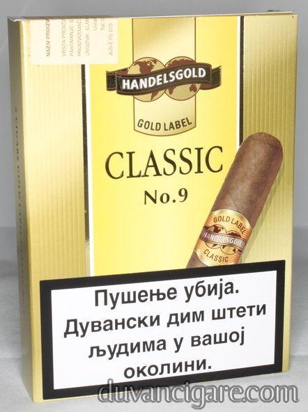 Handelsgold Classic No.9