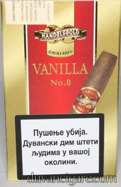 Handelsgold vanila