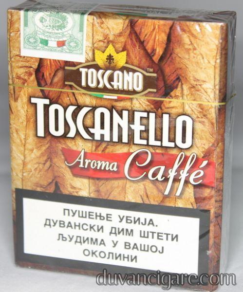 Toscanello aroma kafa