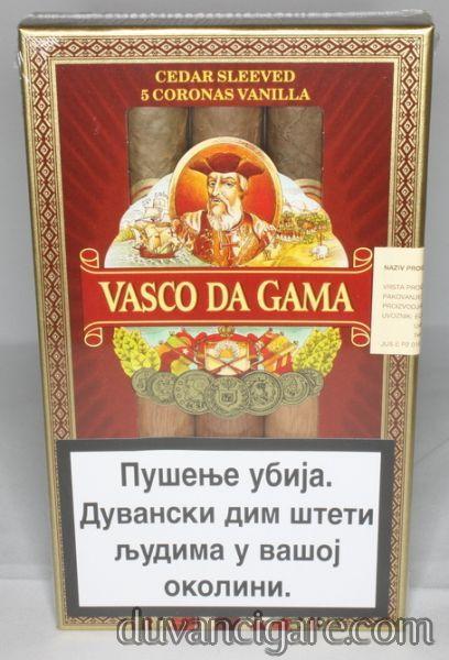 Vasco da Gama vanila