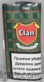 Duvan za Lulu Clan aromatic