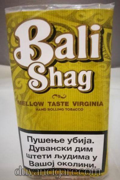 Duvan za motanje Bali Shag mellow taste virginia