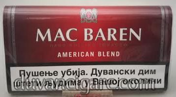 Duvan za motanje Mac Baren american blend