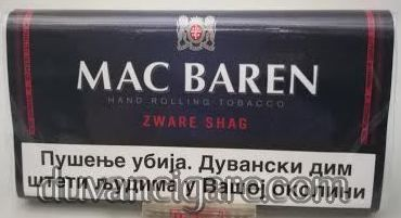 Duvan za motanje Mac Baren zware shag