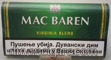 Duvan za motanje Mac Baren virdzinija blend
