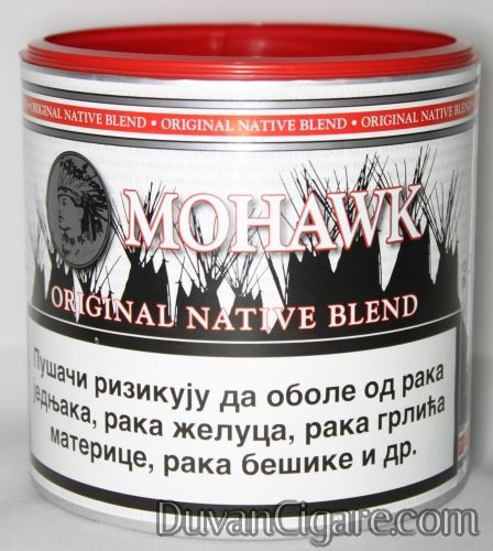 Mohawk se vratio