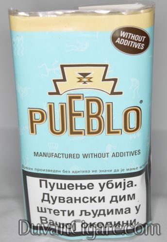 Duvan za Motanje Pueblo Light 30 gr bez Aditiva