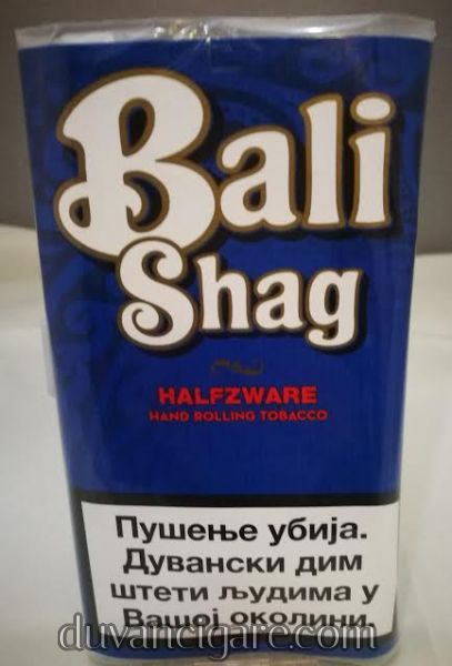 Duvan za motanje Bali Shag halfzware
