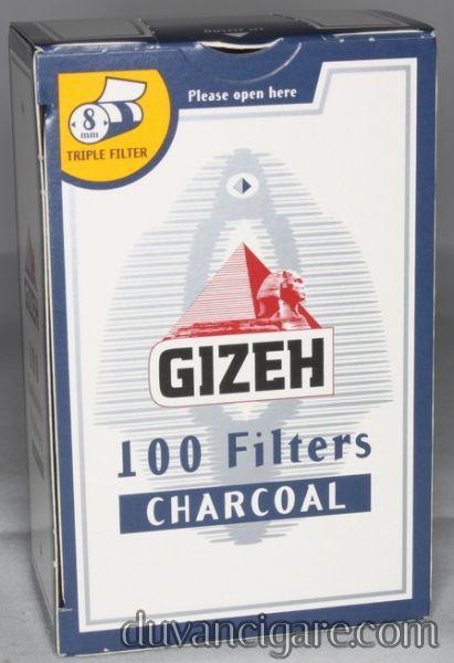 Filtercic Gizeh Regular Karbon