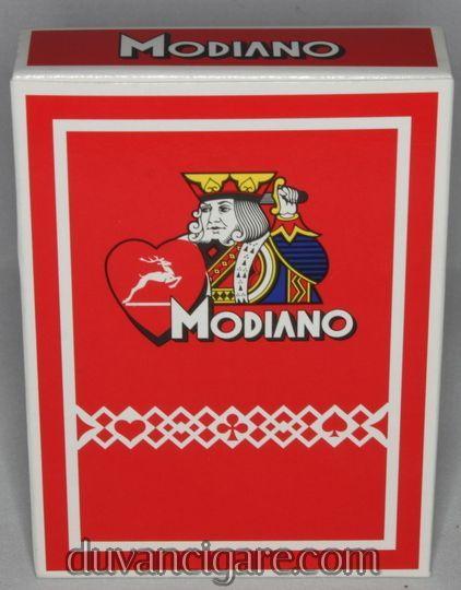 Karte Modiano poker klub crveni jedan špil