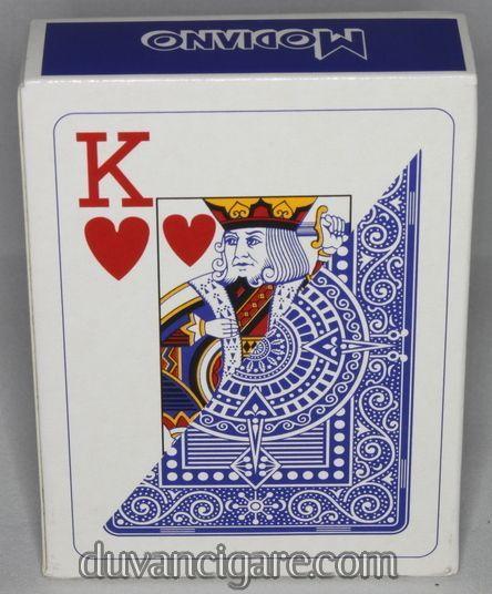 Karte Modiano poker klub plavi jedan špil