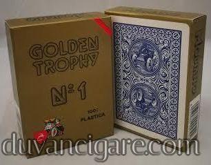 Karte Modiano gold spil plavi