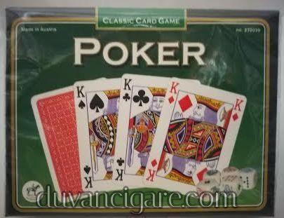 Piatnik karte poker komplet