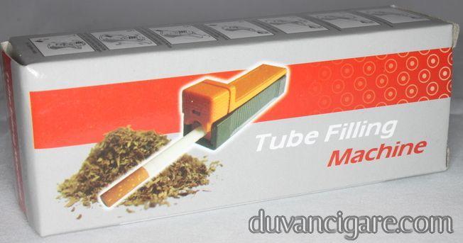 Masinica za punjenje regular praznih cigara od 8 mm.