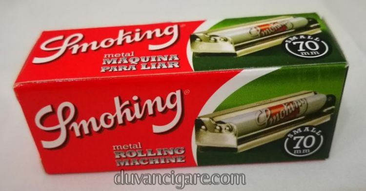 Masinica motalica mala metalna Smoking