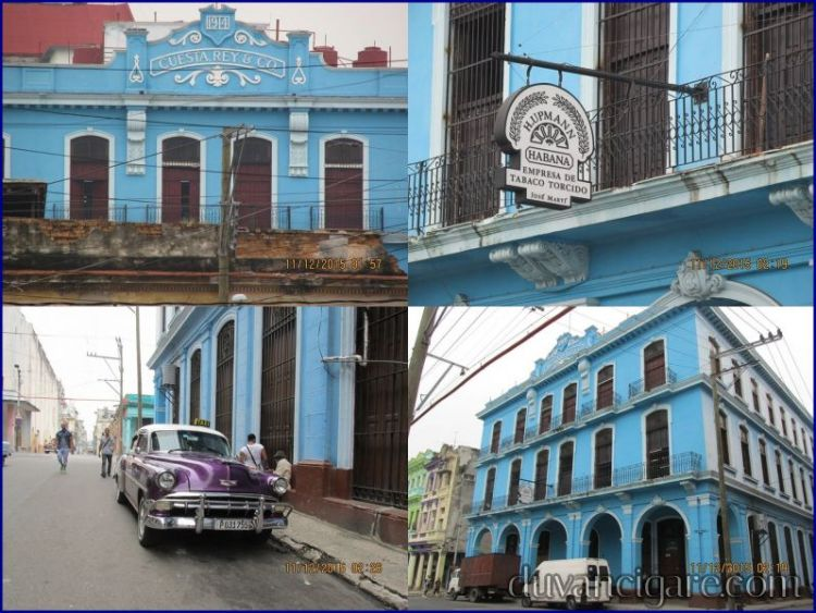 Stara Romeo fabrika Havana Kuba