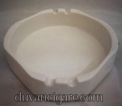 Pepeljara bela keramicka-velika