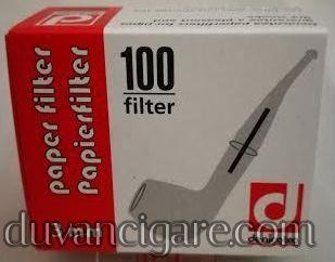 Papirni filter za lulu 3 mm