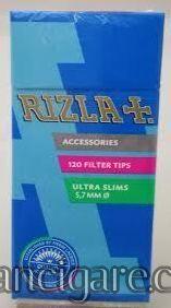 Filtercici za motanje Rizla+ ekstra slim u kutiji