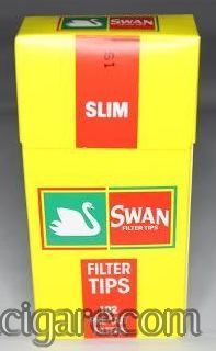 Swan Slim filtercic za motanje dzepno pakovanje od 102 komada (precnik 6mm)
