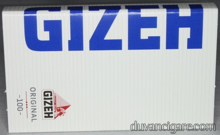 Papirici Gizeh plavi dupli