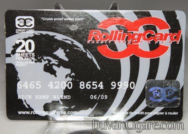 Papirići za Motanje Rolling Card