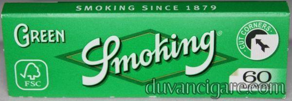 Smoking mali zeleni
