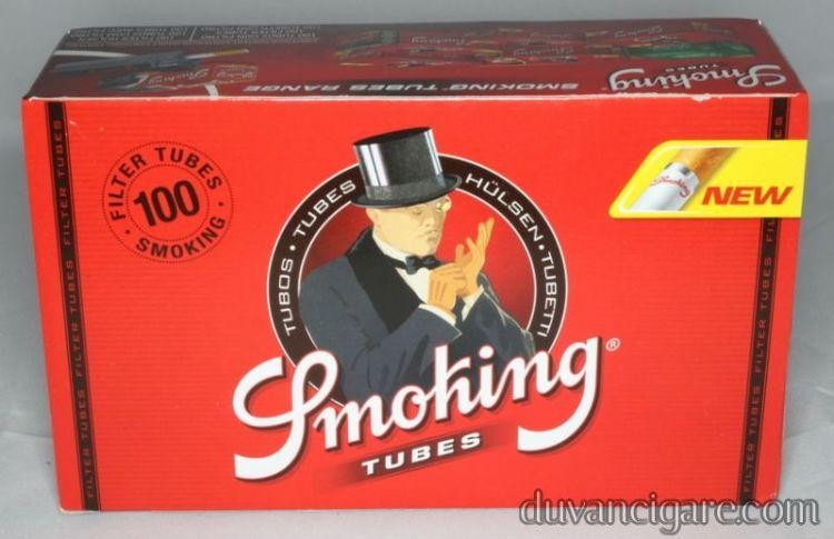 Tubos Smoking 100
