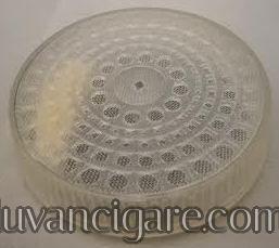 Kristalni ovlazivac za tompuse-okrugli
