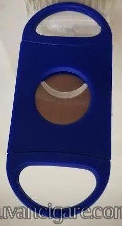 Sekac  za cigare plasticni plavi