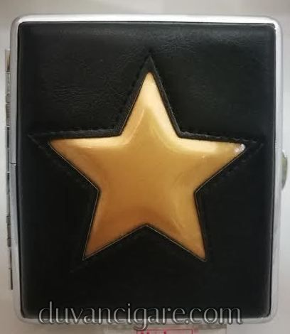 Tabakera zlatna zvezda