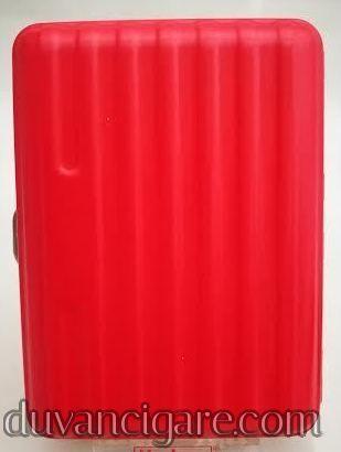 Tabakera crvena linija uska