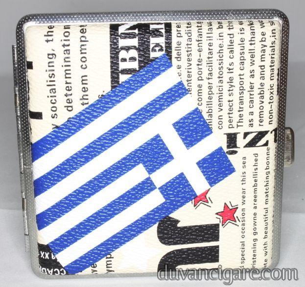 Tabakera Grč.zastava