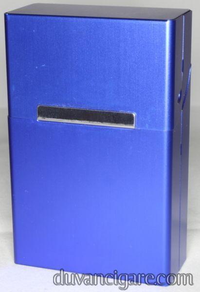 Tabakera za  kutiju cigareta plava