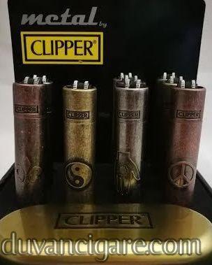 Upaljac Cliper retro (kremen-plin)