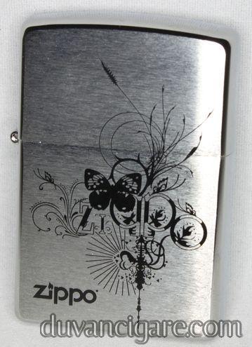 Upaljač Zippo leptir aplikacija