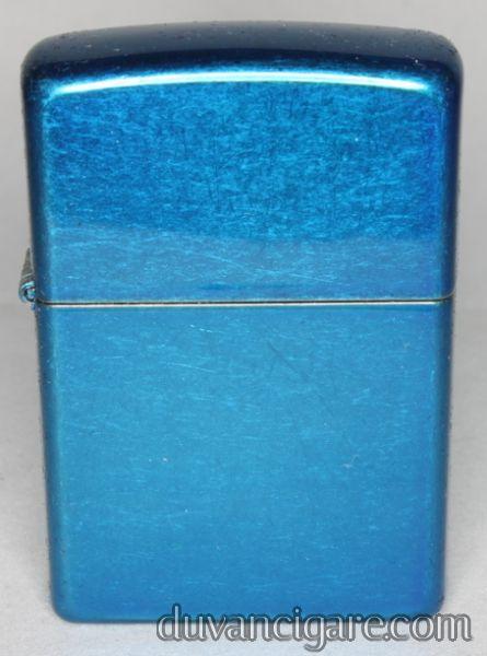 Upaljač Zippo plavi lak