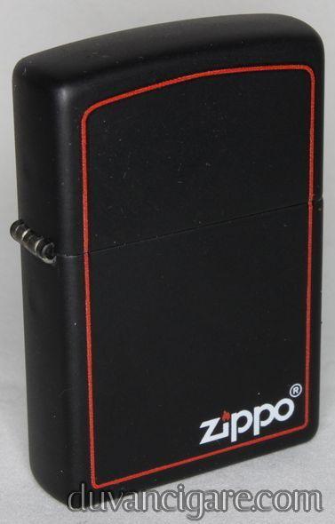 Upaljač Zippo crvena bordura