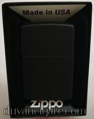Zippo upaljac crni muski