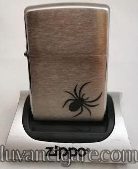 Zipoo upaljac pauk hromirani